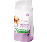 Natures Protection Mini Junior 7.5kg dog food