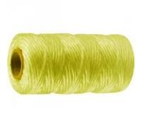 Шпагат ЗУБР многоцелевой полипропиленовый, желтый, 1200текс, 500м