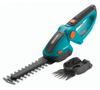 Ножницы для газонов и кустарников аккумуляторные ComfortCut + ножи для травы и кустарника Gardena 08897-20