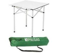 Стол складной алюминиевый, 700x700x700 мм  PALISAD Camping 69584