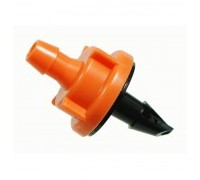 Компенсирующие капельницы, расход воды 91 л/ч, оранжевые Rain Bird PC-24
