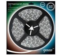 Лента Gauss 14.4W 12V DC RGB EB311000414