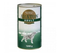 ARATON wet food for dogs 1240g with beef and liver