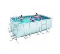 Каркасный бассейн Bestway 4,12м*2,01м*1,22м