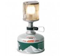 Лампа газовая Coleman F1-Lite Lantern (мощность 80Вт, вес 88г., чехол, работает на картриджах С250