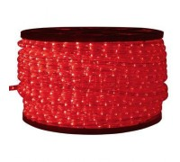 Дюралайт LED круглый красный