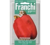 Перец сладкий Quadrato D'Asti Rosso (0,2 гр) 97/2 Franchi Sementi