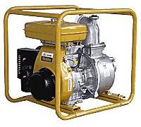 Мотопомпа дизельная PTD 405T