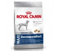Royal Canin Maxi Dermacomfort корм для  собак с чувствительной кожей 14kg