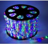 Дюралайт LED круглый цветной