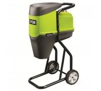 Электрический измельчитель садовых отходов 2400Вт Ryobi RSH2455