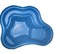 Пруд синий 185*140*50 см (500л)
