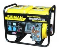 Дизельная электростанция Firman SDG4000CLE