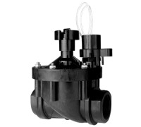 "Электромагнитный клапан, сфера/угл., 2"", резьба BSP, с вентилем Rain Bird 200 PEB"