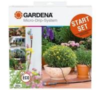 Комплект микрокапельного полива базовый Gardena 01399-20.000.00