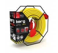 Удлинитель KERG KG08.1.1D.32.30.63 30м (01260)