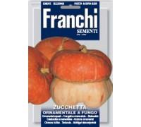 Тыква декоративная гриб A Fungo (2 гр)  DBF 360/1   Franchi Sementi