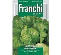"Семена ""Салат латук  BRASILIANA"" 100 гр 86/37 Franchi Sementi"