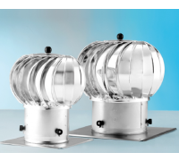 Дефлектор (дымоотводный колпак) Dospel TRN 200/B коричн.