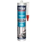 Герметик силиконовый TYTAN Санитарный 310 мл (Бесцветный) (КНР)