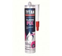 Монтажный клей TYTAN CLASSIC FIX 310 мл (Прозрачный)