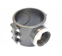 Седло зажимное с усиливающим кольцом 90X1/2˝ 1026090002
