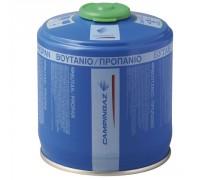 Картридж газовый CG CV300 Plus (клапанного типа, вес 240г.,20%пропан+80%бутан, работает до -5градусо