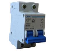 Автоматический выключатель DZ47 2P C 25 Chint
