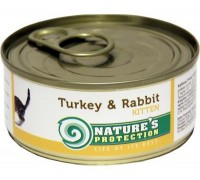 NP Kitten Turkey&Rabbit 100g cat food