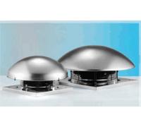 Крышный вентилятор (металлический из оцинкованного листа) Dospel WD II 150