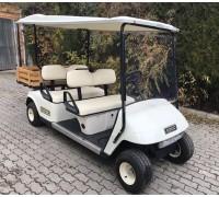 """Машинка для гольфа EZGO TXT """"Shuttle 4"""" (2012)"""
