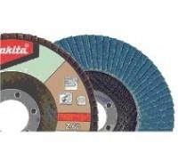 Лепестковый диск (нерж. сталь) 115 мм 80 D-27458 Makita