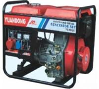 Электрогенератор дизельный  YD6500E