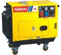 Электрогенератор дизельный  YD6500S
