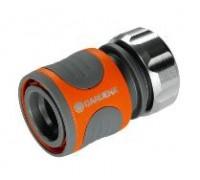 "Коннектор Premium  13 мм (1/2""), без упаковки в коробке Gardena 08166-50.000.00"