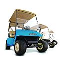 Машинки для гольфа, гольф-кары, скутеры Segway