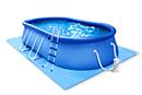 Надувные и каркасные бассейны