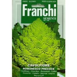 Капуста цветная Romanesco Precoce (5 гр) DBO 30/51   Franchi Sementi