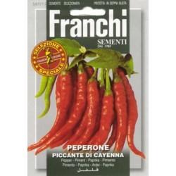 Перец Piccante Di Cayenna (3 гр) DBOS 97/11   Franchi Sementi